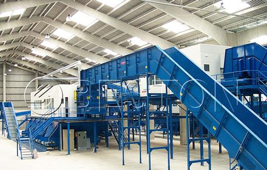 Beston Municipal Solid Waste Sorting Machine for Sale
